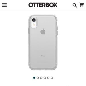 Accessories - otter box symmetry case iphone xr